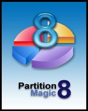 Norton Partition Magic 8.5. Фотошоп на русском языке/Photoshp CS 8.0 rus +